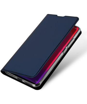 Dux Ducis Xiaomi Mi 9T Bookcase Hoesje Blauw