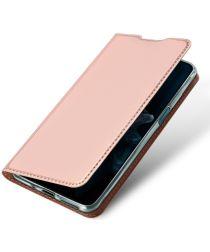 Dux Ducis Honor 20 Pro Bookcase Hoesje Roze Goud