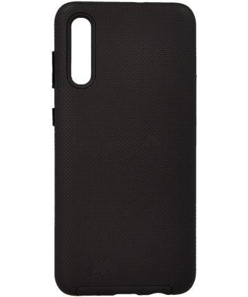 Eiger North Case Hybride Back Cover Samsung Galaxy A50 Hoesje Zwart Hoesjes