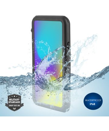 4smarts Active Pro STARK Waterbestendig Hoesje Apple iPhone XR Zwart Hoesjes
