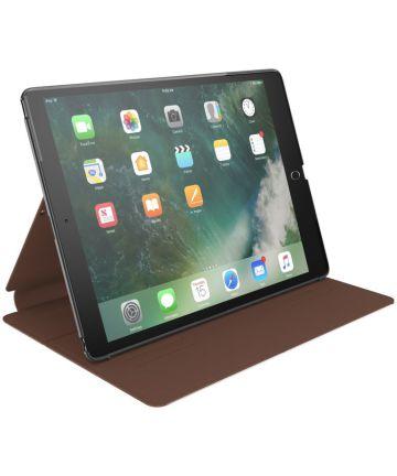 Speck Balance Leren Hoesje Apple iPad 2017 / 2018 / Air / Air 2 Bruin Hoesjes