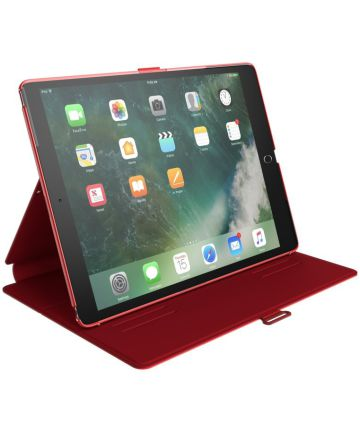 Speck Balance Hoesje Apple iPad 2017 / 2018 / Air / Air 2 Rood Hoesjes