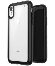 Speck Presidio Show Transparant Hoesje Apple iPhone XR Zwart