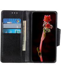 Samsung Galaxy Note 10 Plus Portemonnee Hoesje Zwart