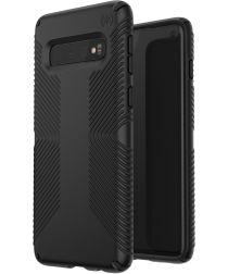 Speck Presidio Samsung Galaxy S10E Hoesje Zwart Shockproof