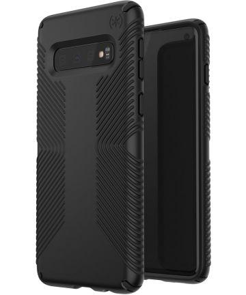 Speck Presidio Samsung Galaxy S10E Hoesje Zwart Shockproof Hoesjes