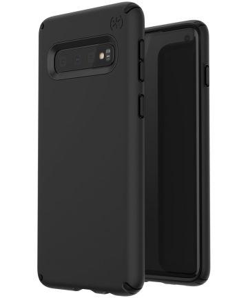 Speck Presidio Pro Hoesje Samsung Galaxy S10 Zwart Hoesjes
