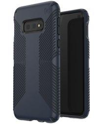 Speck Presidio Samsung Galaxy S10E Hoesje Blauw Shockproof