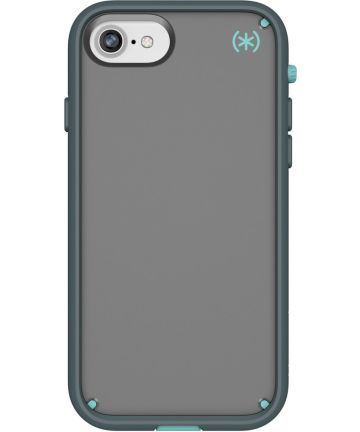 Speck Presidio Ultra Apple iPhone 7/8 Hoesje Grijs Shockproof Hoesjes