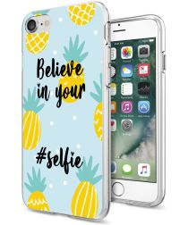 Apple iPhone 7 / 8 TPU Hoesje Believe In Your Selfie