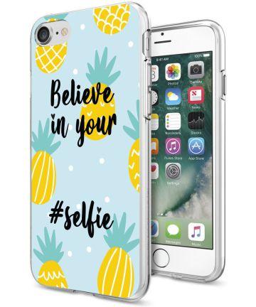 Apple iPhone 7 / 8 TPU Hoesje Believe In Your Selfie