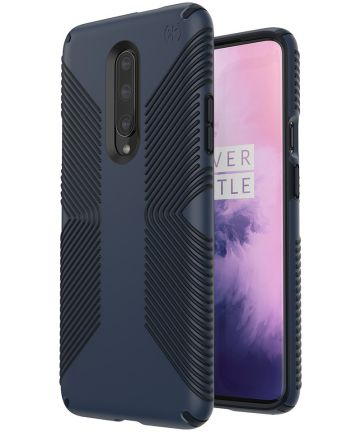 Speck Presidio OnePlus 7 Pro Hoesje Blauw Shockproof