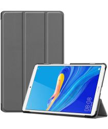 Huawei MediaPad M6 8.4 Tri-Fold Hoes Grijs