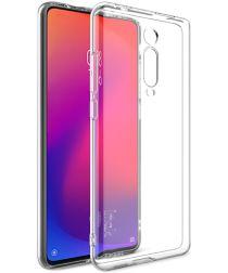 IMAK UX-5 Series Xiaomi Mi 9T Hoesje Flexibel en Dun TPU Transparant