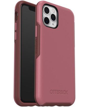 Otterbox Symmetry Apple iPhone 11 Pro Hoesje Paars Hoesjes