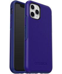 Otterbox Symmetry Apple iPhone 11 Pro Hoesje Blauw