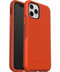 Otterbox Symmetry Apple iPhone 11 Pro Hoesje Oranje