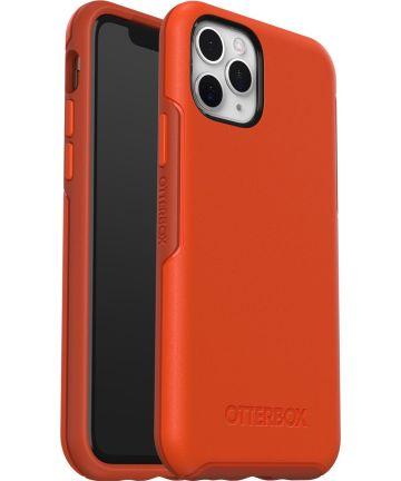 Otterbox Symmetry Apple iPhone 11 Pro Hoesje Oranje Hoesjes