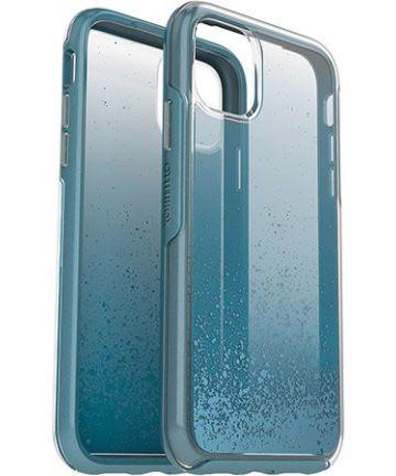 Otterbox Symmetry Apple iPhone 11 Pro Hoesje Clear Blue Hoesjes