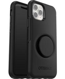Otter + Pop Symmetry Series Apple iPhone 11 Pro Hoesje Zwart