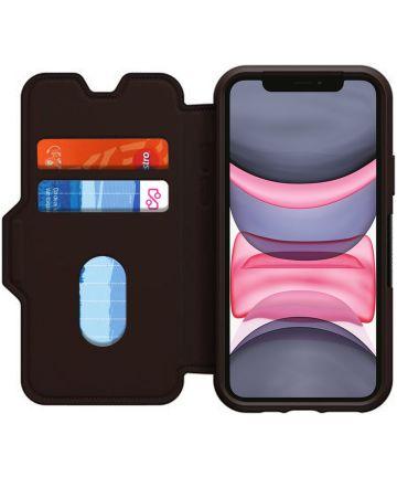 Otterbox Strada Series Apple iPhone 11 Pro Hoesje Bruin Hoesjes