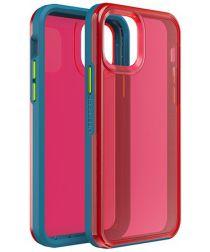 LifeProof Slam Apple iPhone 11 Pro Hoesje Blauw/Roze