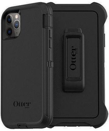 Otterbox Defender Apple iPhone 11 Pro Max Zwart Hoesjes