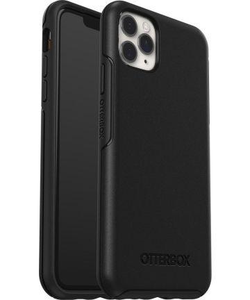 Otterbox Symmetry Series Apple iPhone 11 Pro Max Hoesje Zwart Hoesjes