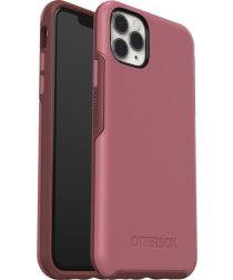 Otterbox Symmetry Series Apple iPhone 11 Pro Max Hoesje Paars