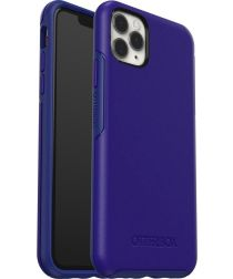 Otterbox Symmetry Series Apple iPhone 11 Pro Max Hoesje Blauw