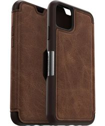 Otterbox Strada Series Apple iPhone 11 Pro Max Hoesje Bruin