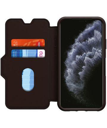 Otterbox Strada Series Apple iPhone 11 Pro Max Hoesje Bruin Hoesjes
