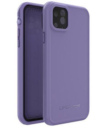 Lifeproof Fre Apple iPhone 11 Pro Max Hoesje Paars Hoesjes