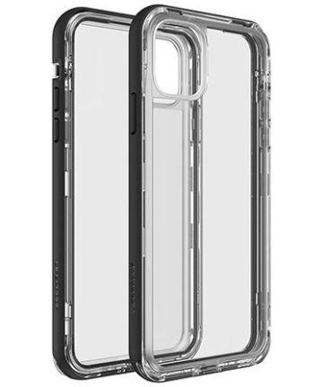 Lifeproof Nëxt Apple iPhone 11 Pro Max Hoesje Zwart Hoesjes