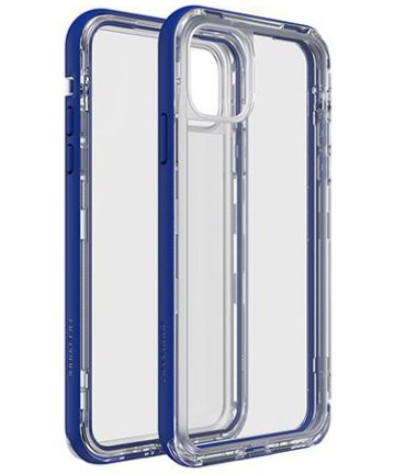 Lifeproof Nëxt Apple iPhone 11 Pro Max Hoesje Blauw Hoesjes