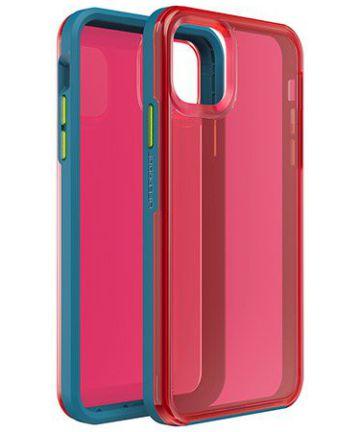 LifeProof Slam Apple iPhone 11 Pro Max Hoesje Blauw/Roze Hoesjes