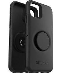 Otter + Pop Symmetry Series Apple iPhone 11 Hoesje Zwart