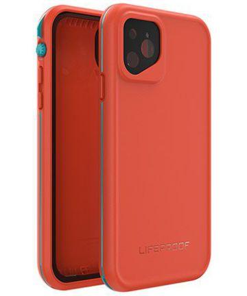 Lifeproof Fre Apple iPhone 11 Hoesje Oranje Hoesjes