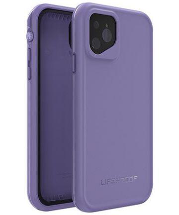Lifeproof Fre Apple iPhone 11 Hoesje Paars Hoesjes