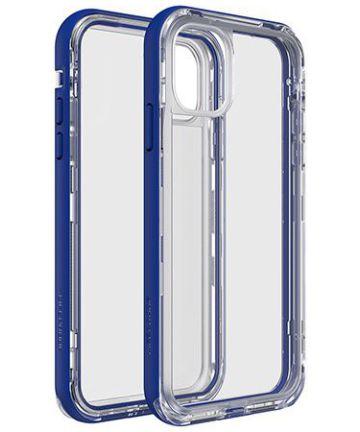 Lifeproof Nëxt Apple iPhone 11 Hoesje Blauw Hoesjes