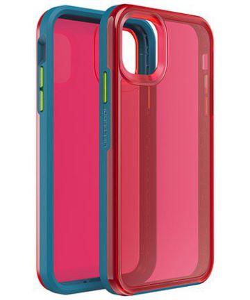 Lifeproof Slam Apple iPhone 11 Hoesje Blauw/Roze Hoesjes