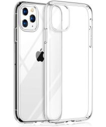 Apple iPhone 11 Pro Max Hoesje Dun TPU Transparant
