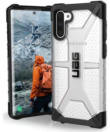 Urban Armor Gear Plasma Hoesje Samsung Galaxy Note 10 Ice