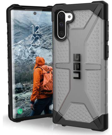 Urban Armor Gear Plasma Hoesje Samsung Galaxy Note 10 Ash