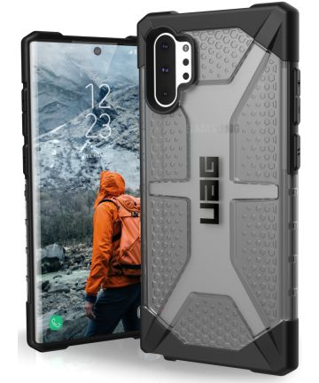 Urban Armor Gear Plasma Hoesje Samsung Galaxy Note 10 Plus Ash Hoesjes