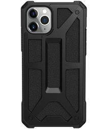 Urban Armor Gear Monarch Apple iPhone 11 Pro Hoesje Zwart