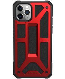 Urban Armor Gear Monarch Apple iPhone 11 Pro Hoesje Crimson