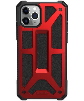 Urban Armor Gear Monarch Apple iPhone 11 Pro Hoesje Crimson Hoesjes