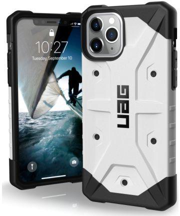 Urban Armor Gear Pathfinder Hoesje Apple iPhone 11 Pro White Hoesjes