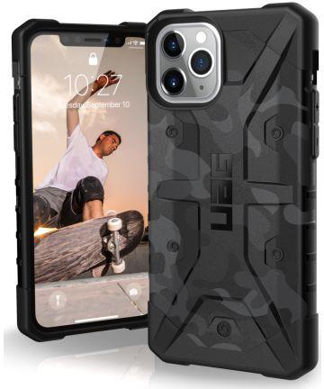 Urban Armor Gear Pathfinder Hoesje Apple iPhone 11 Pro Midnight Camo Hoesjes
